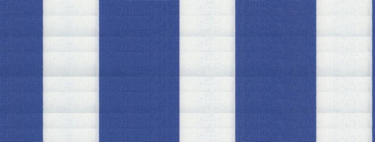 classic listado azul claro