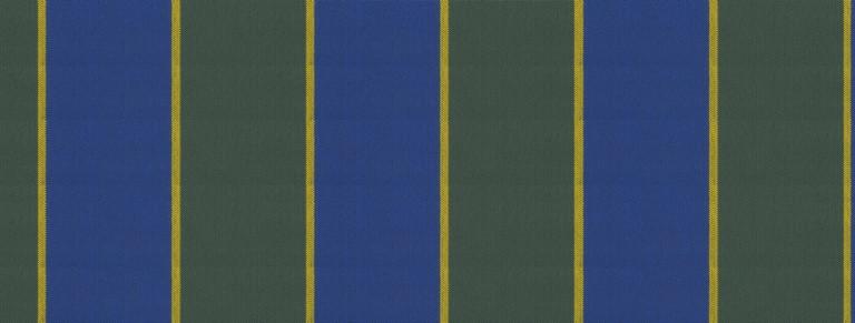 classic listado verde azul