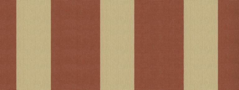 classic listado beige terracota